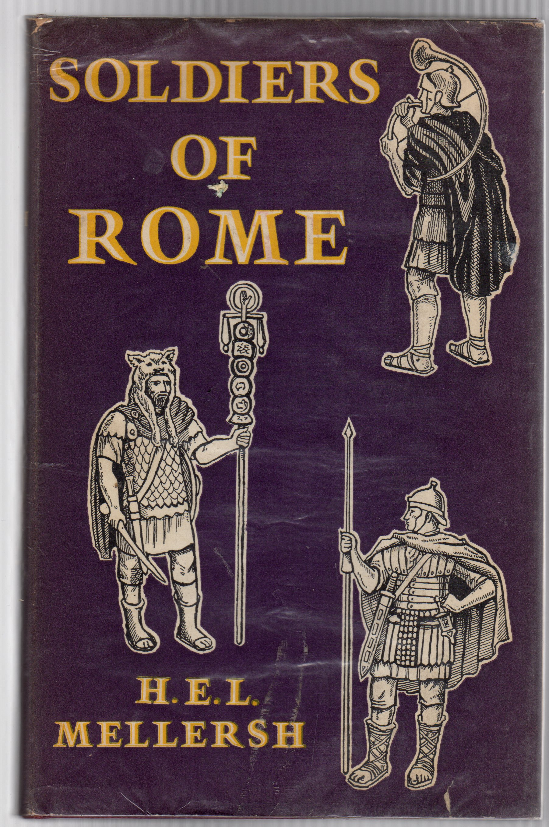 Image for Soldiers of Rome