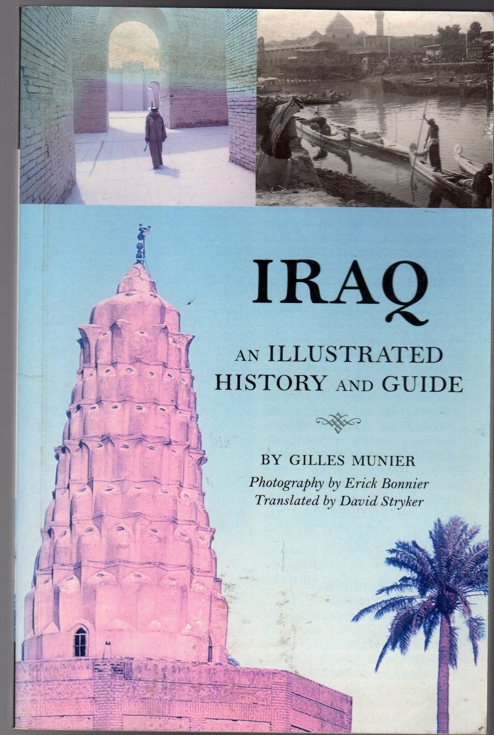 Image for Iraq: An Illustrated History and Guide