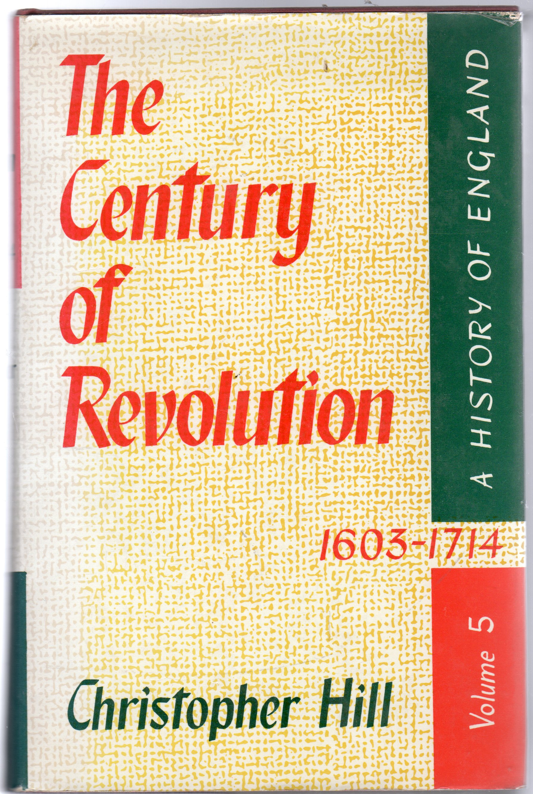 Image for The Century of Revolution 1603-1714