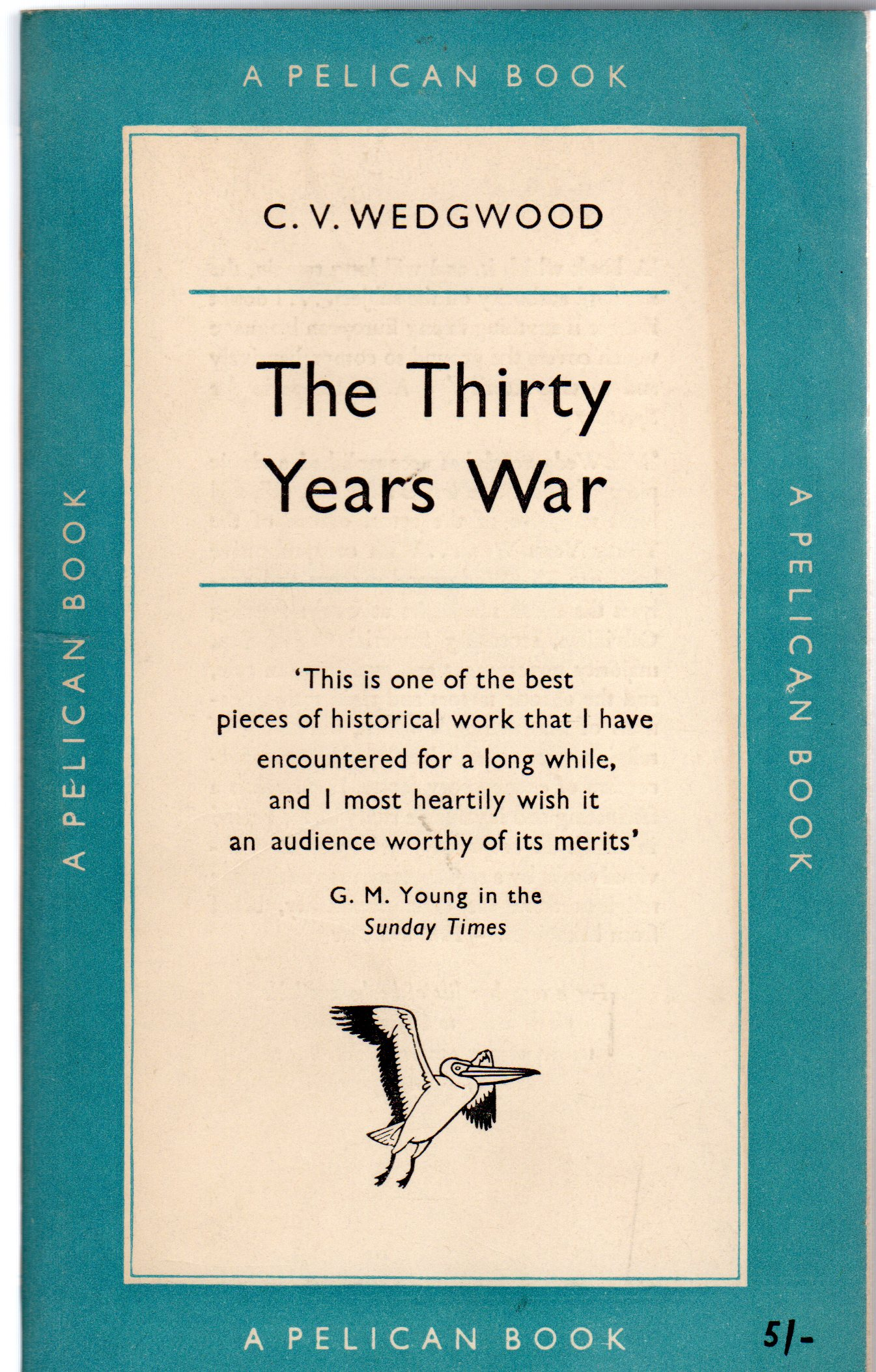 Image for The Thirty Years War