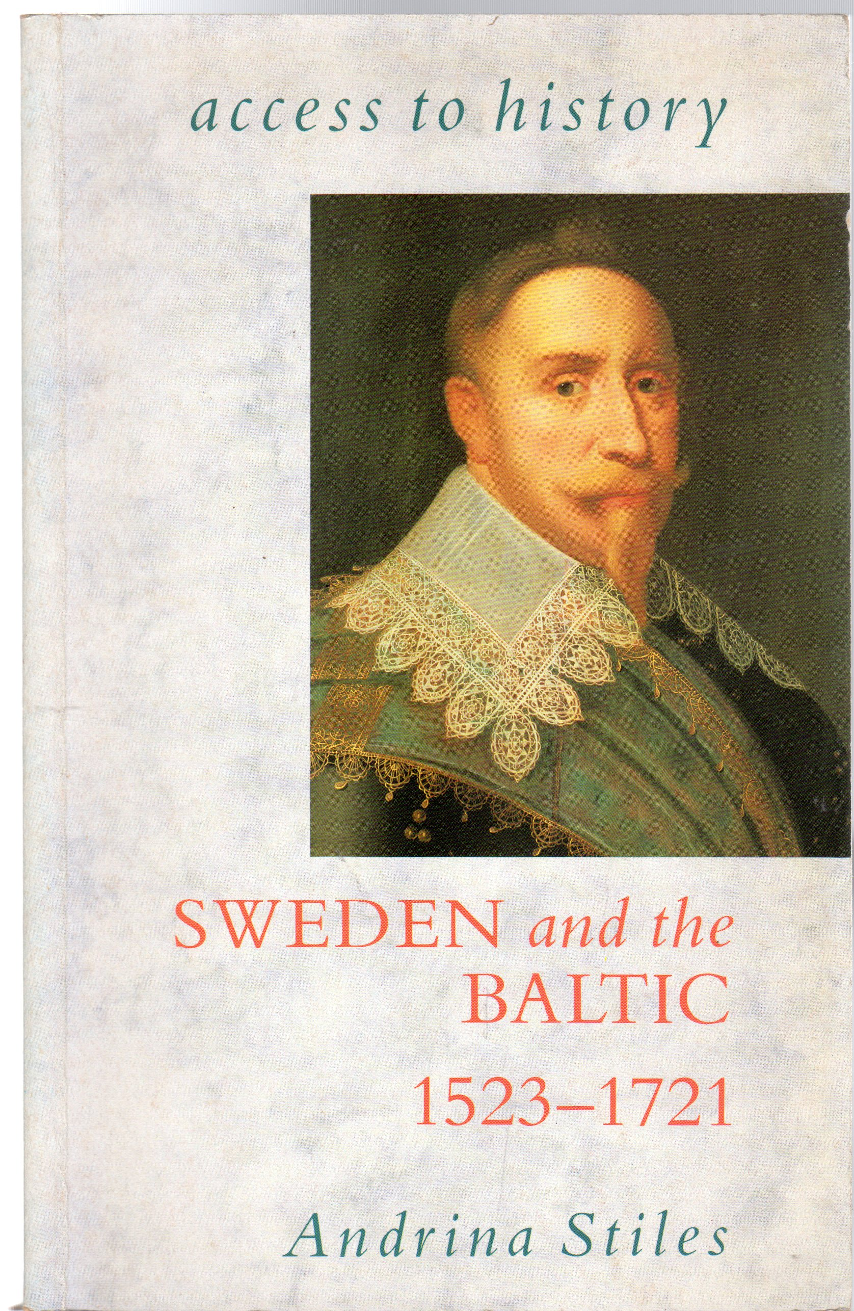 Image for Sweden & the Baltic, 1523-1721