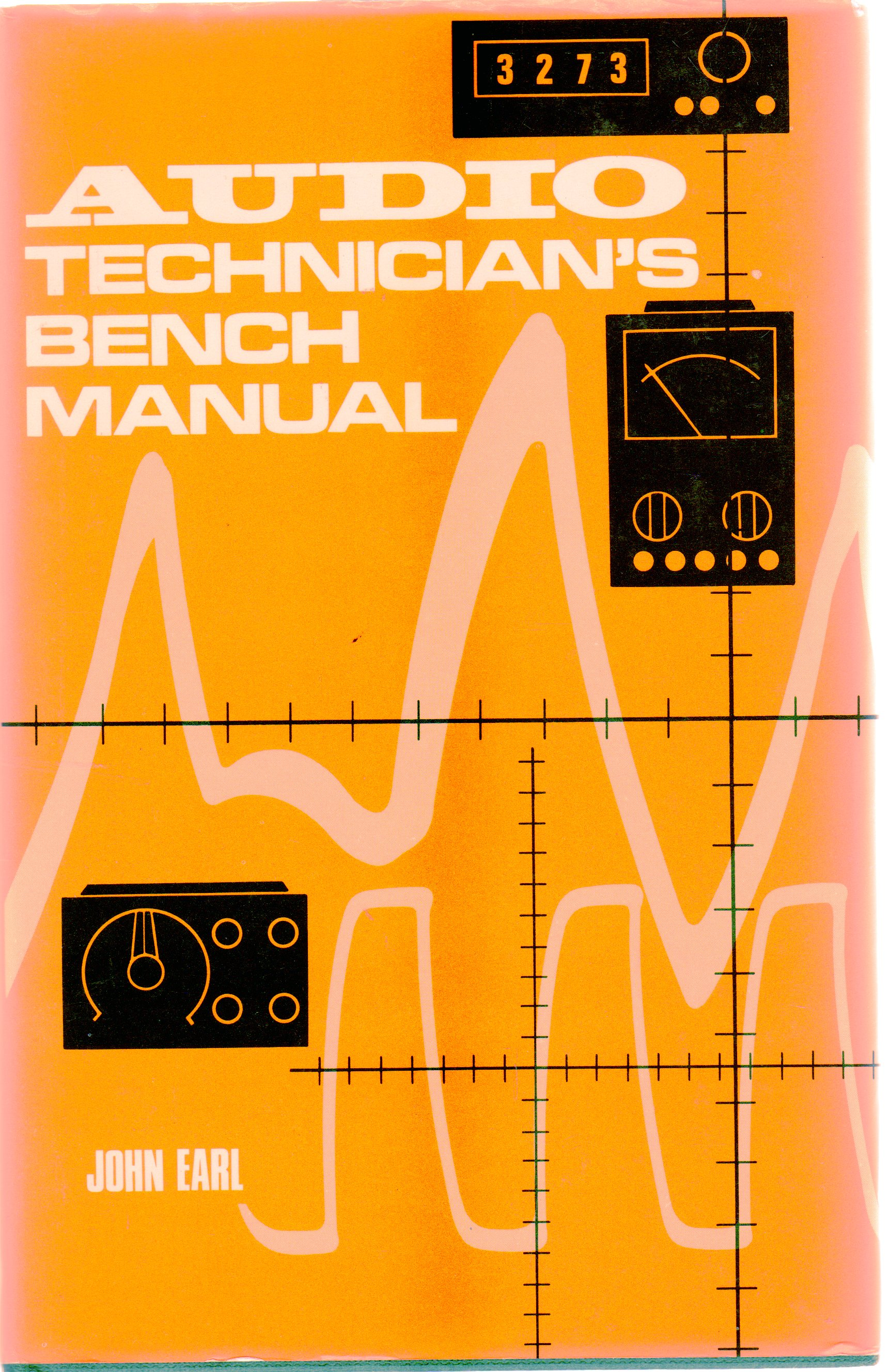Image for Audio Technician's Bench Manual